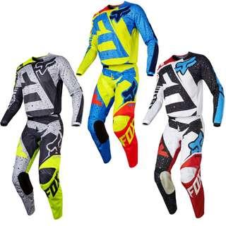 Mx Motocross Long Sleeve / Pants Jersey