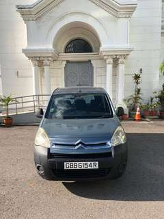 Citroen Berlingo 1.6 Auto BlueHDi