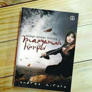 Maryamah Karpov Mimpi-mimpi Lintang