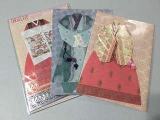 Somssi card 立體賀卡