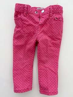 BABY GAP Pink Jeans