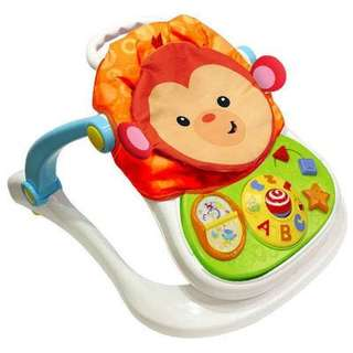 Fisher Price Walker 4 in 1 Monkey