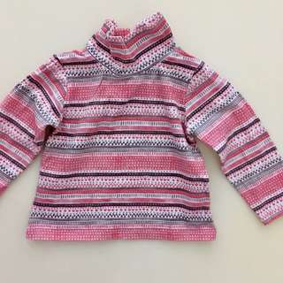 MOTHERCARE Turtleneck Top