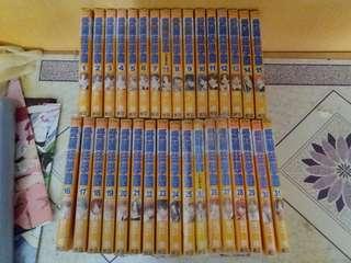 (9成新) 愛麗絲學園 1-31集,(7成新) 非凡佳偶 1-6集