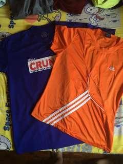 Sports Clothes, Dri fit shirt Adidas