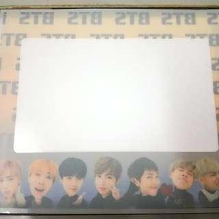 BTS roadtax Sticker Ready Stock