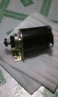 Briggs and Stratton starter motor for lawn mower