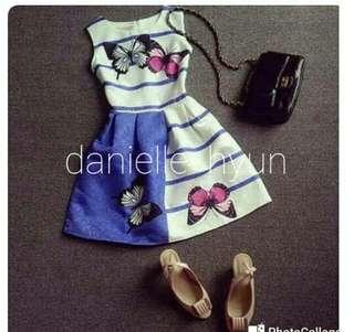 🍒Organza Premium  Quality Dress