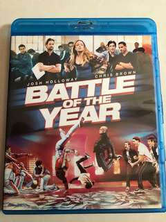Battle of the year (bluray)