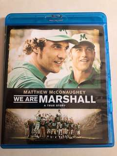 We are Marshall (bluray)