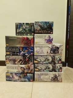 <Raya Sales> MG Gundam Sales