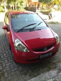 Honda Jazz Matic 04
