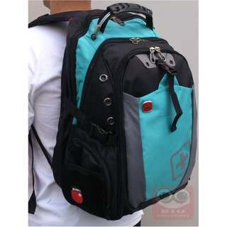 """SwissGear Backpack Q19 Travel and Fit Most 13"""" to 15˝ Laptop (RESTOCK)"""