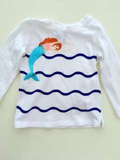 COTTON ON Mermaid Top