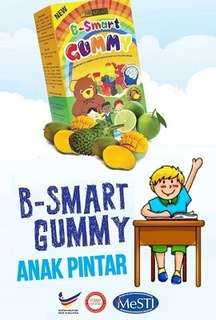 1UNIT B SMART GUMMY BY DR AZLAN