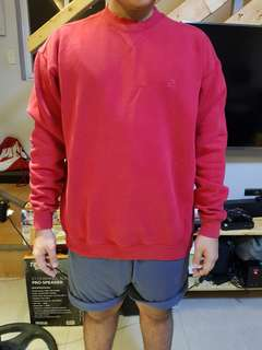 Fila Authentic Red Sweater