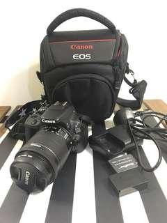 Canon 100D 連kit鏡