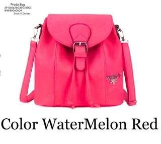 FASHION BAG Backpack & SlingBag SIZE: 9 inch  Price : 600