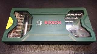 全新 Bosch 15件工具套裝