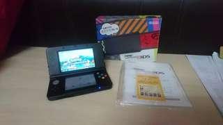 New Nintendo 3ds 64gb