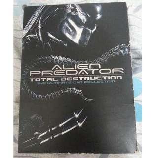 Alien & Predator DVD 套裝 (16碟)