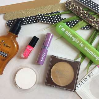 SALE : Bundle : Make Up
