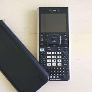 TI-nipire Graphic calculator