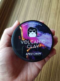 Apestomen Nitro Wax & Volcanic Clay