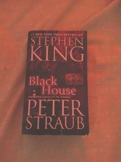 STEPHEN KING AND PETER STRAUB'S BLACK HOUSE