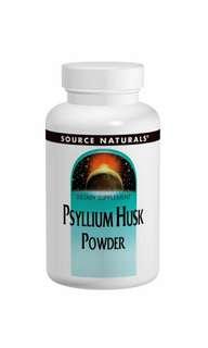 Source Naturals Psyllium husk Power 洋車前子粉
