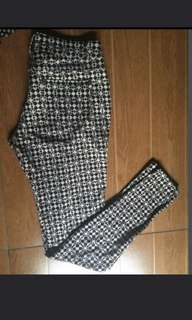 Fitted Multi Purpose Pants