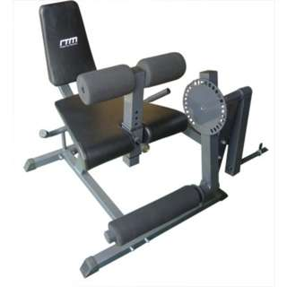 Leg Extension Curl Machine  Weight Rating 100kg