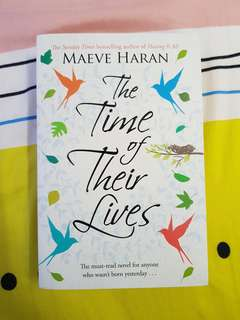 [NEW] The Time of Their Lives by Maeve Haran English Novel