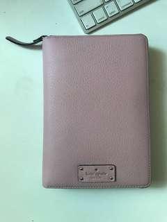 Kate Spade 2018 pink agenda/ planner