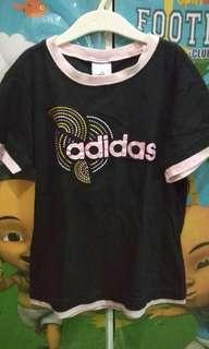 Kaos Adidas anak uk.5-7thn