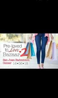 Pre-Loved to Love Bazaar