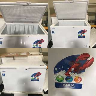 Freezer Aqua AQF 310 (W) 308L