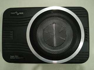 Tight Bass Active Subwoofer TB-10N ( 10 Inch )