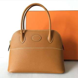 Authentic Hermes Bolide 27