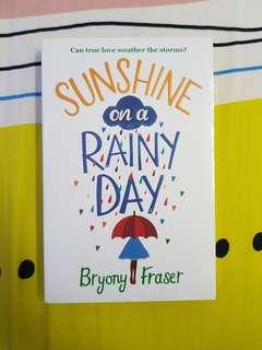 [NEW] Sunshine on a Rainy Day by Brygony Fraser English Novel