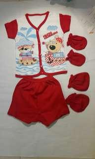 Newborn unisex gift set