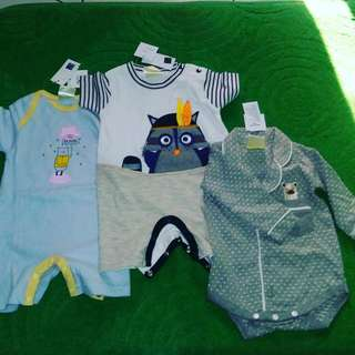 Jumpsuit/jumper baby newborn