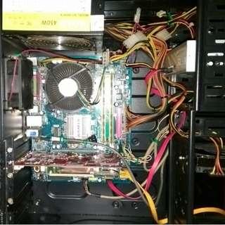 文書電腦主機