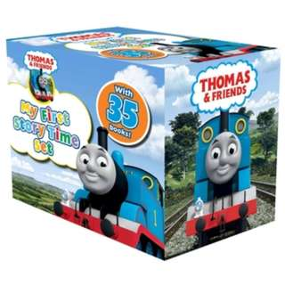 Thomas The Train My First Story Time Set (35 books)