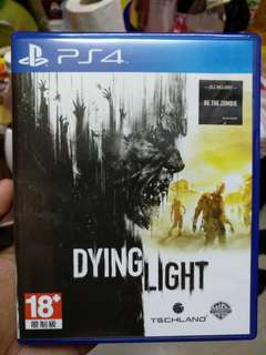 Ps4 Dying Light (used)