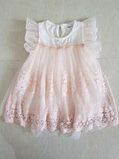 Princess Baby Girl Dress