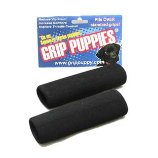 Grip Puppies slip-on throttle grips
