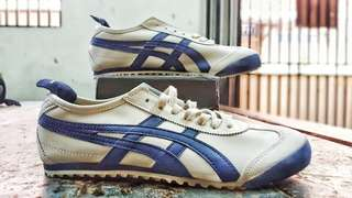 Onitsuka tiger mexico 66 leather indiana ink