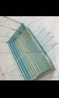 60cm by 40 cm cage cheap sale with accessories