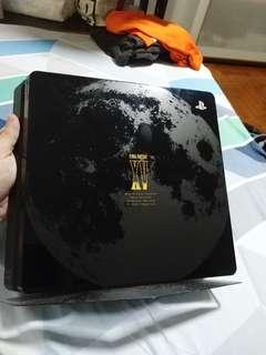 PS4 Limited Edition FFXV 1TB Full box